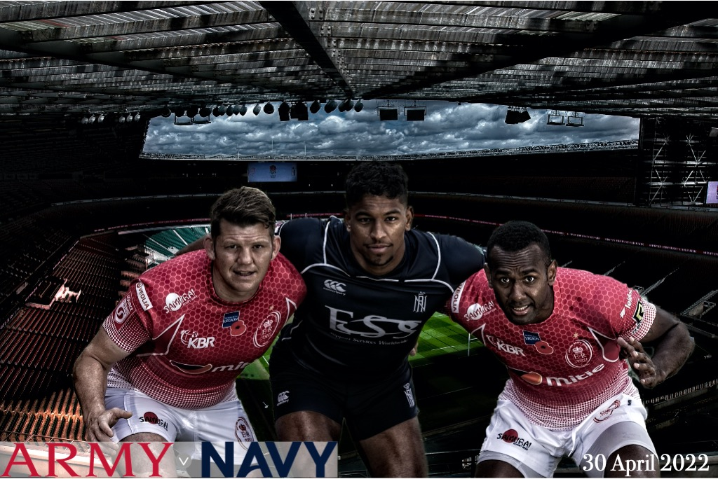 Army v Navy Rugby - Working in Union