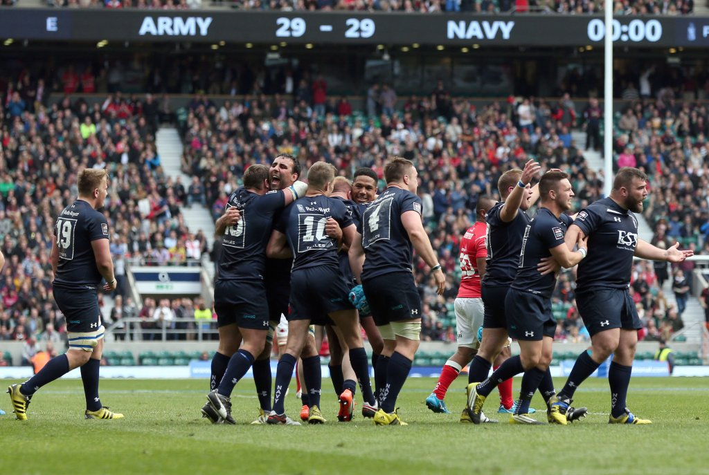 Army Navy Match 2016