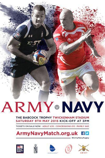 2015 Army v Navy Poster