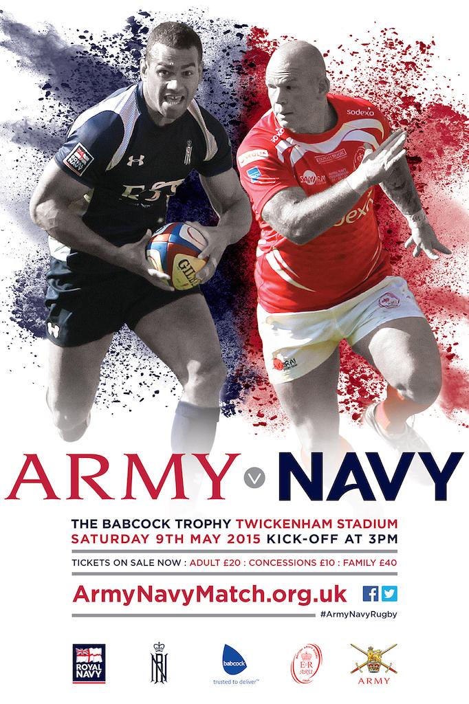Army v Navy Poster 2015