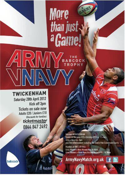 Army v Navy 2012