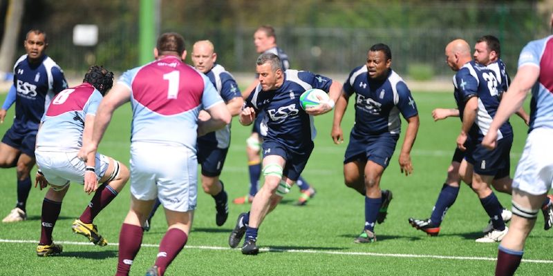 Army Masters v Royal Navy Mariners Team Announcements